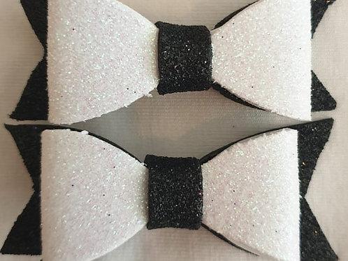 Super Small glitter bows