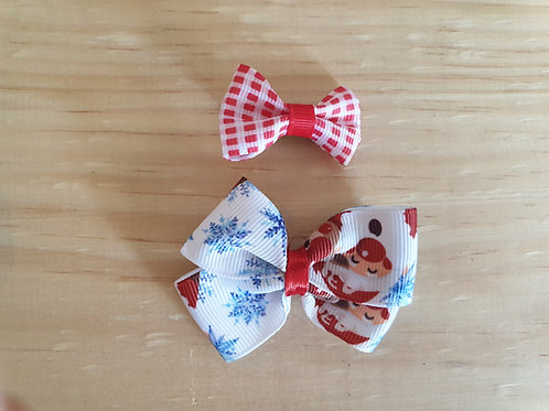 Rudolf bows