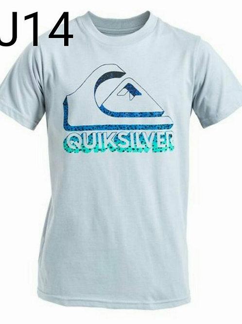 Grey Quiksilver Shirt