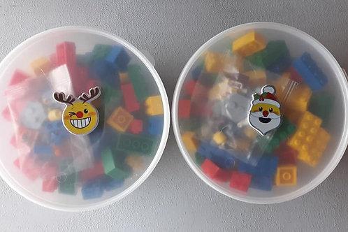 Christmas tub