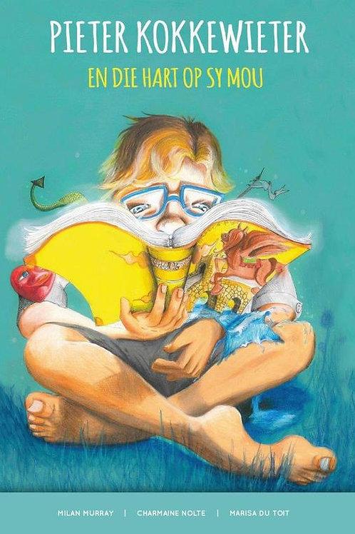 Pieter Kokkewieter en die hart op sy mou