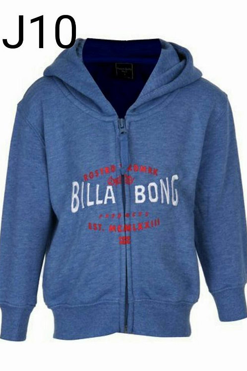 Blue Billabong Jacket