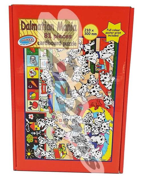 81 Piece Puzzle