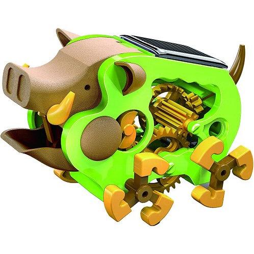 Solar Robot : Wild Boar