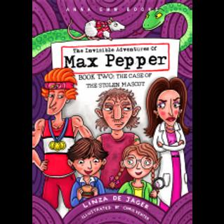 Max Pepper: Book two