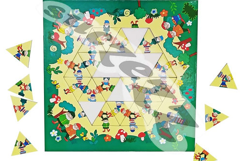 Triangle teaser