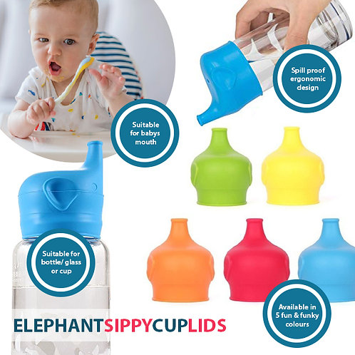 Elephant Sippy cups