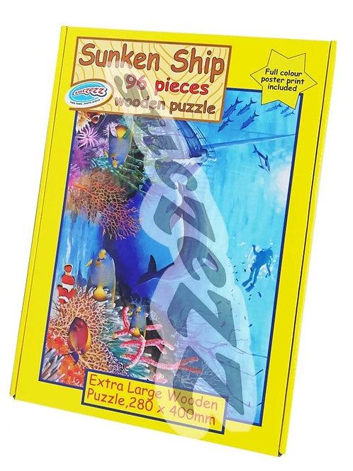 96 Piece Puzzle