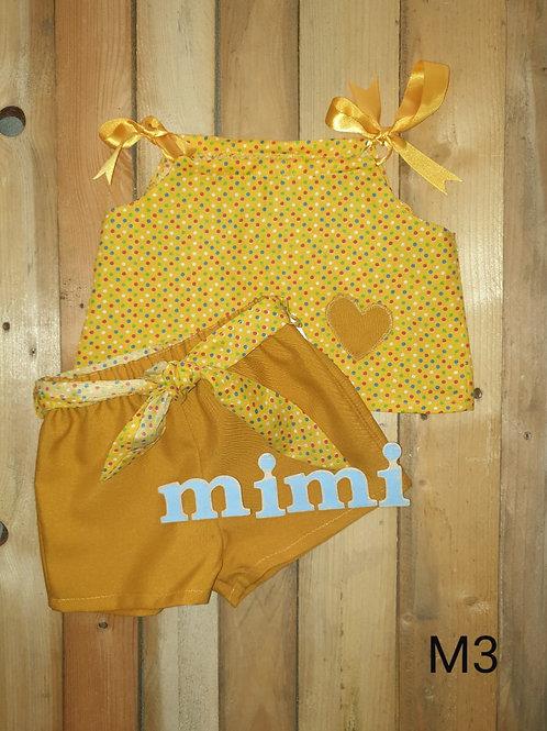 Mimi Reeks 3-4 Years