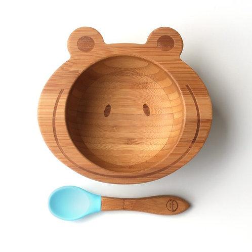 Organic Bamboo Bowls