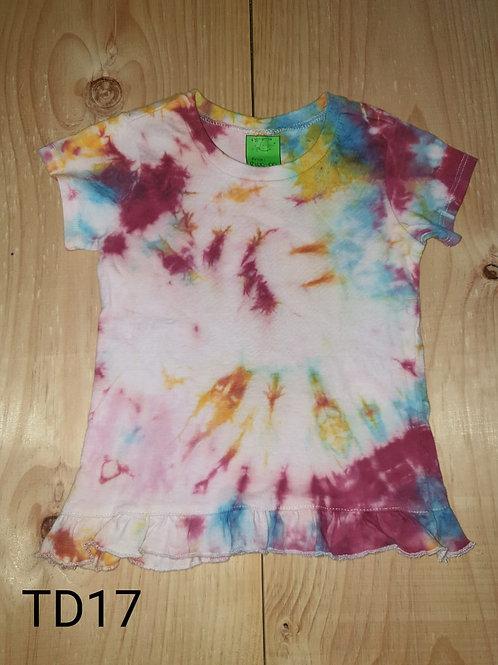 Tie dye Shirt 1-2 years