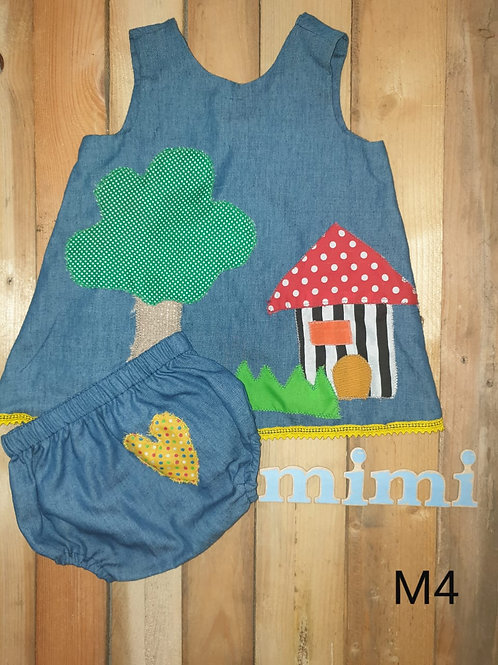 Mimi Reeks 2-3 Years