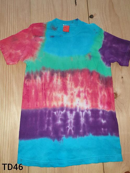 Tie dye shirt 13-14 years