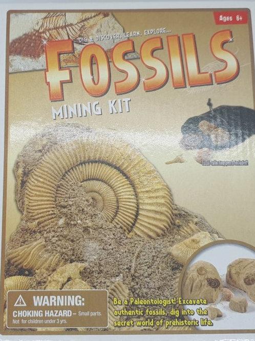 Fossil Mining Kit