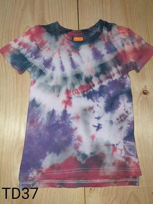 Tie dye shirt 7-8years