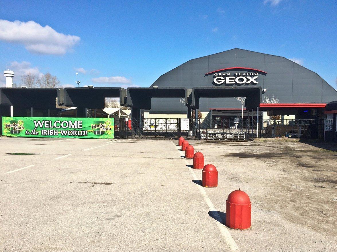 Grand teatro GEOX