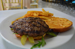 The Layal Burger