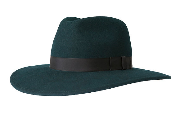 WIDE BRIM FEDORA- SOLD OUT