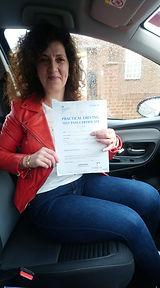 driving lesson wokingham