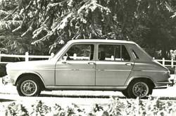 Simca 1100 Special 1972