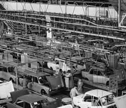 Production Line at Poissy