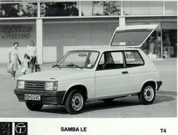 Samba LE
