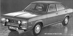 Chrysler 2L UK