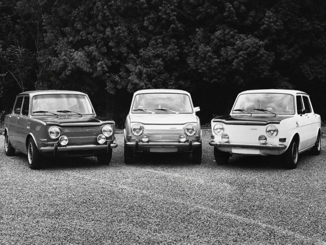 Story of Simca 1000