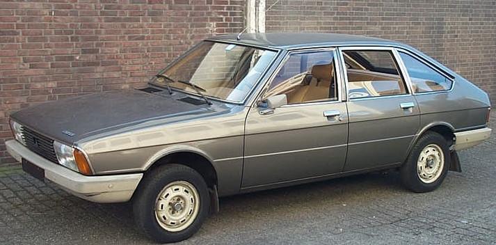 Chrysler Alpine/Simca 1307&1308