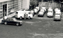 Simca Showroom - location unknown