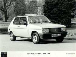 Samba Roller