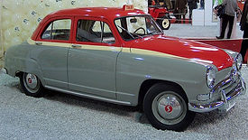 Aronde - used in Tintin episode'The Calc