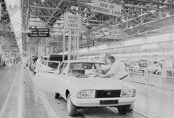 Alpine Production Line at Ryton