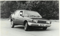 Alpine MK1 ALP 10