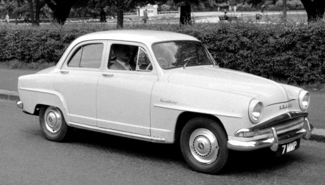 Simca Aronde Elysee 90A