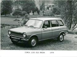 Simca 1100 GLS Estate - 1978