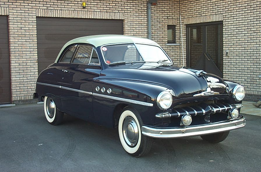 Ford Vedette Coupé 1950