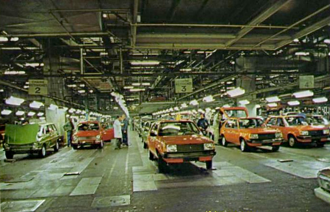 Horizon Production Line