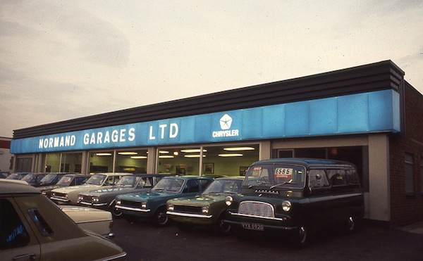 Rootes Dealership General Photo