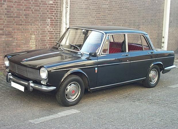 Simca 1300 & 1500