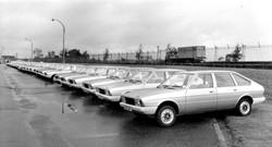Chrysler Alpines at Ryton