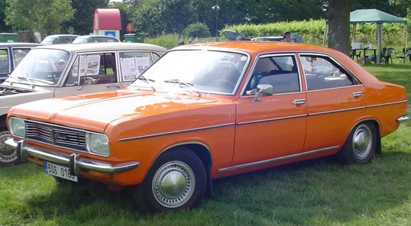 Chrysler 180 & 2L