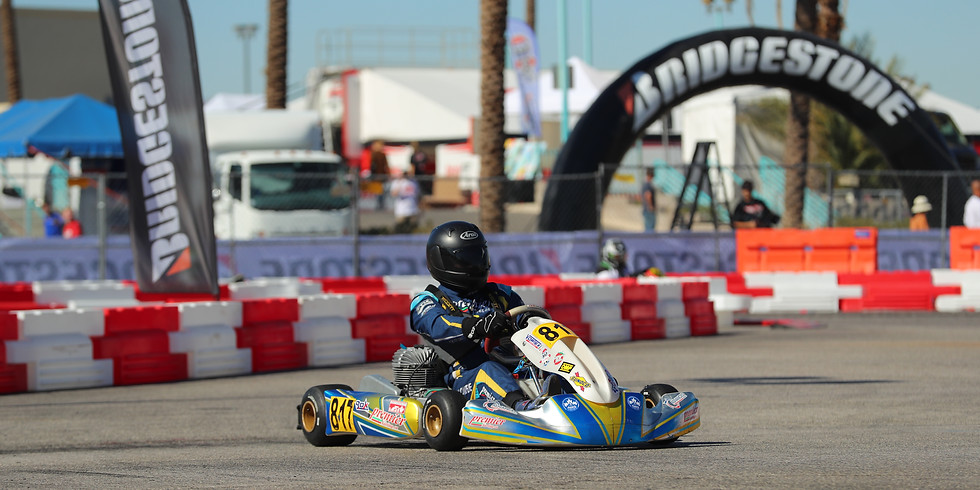 2020 Fall Karting Academy, presented by Premier Karting, Top Karting and NCKC (2)