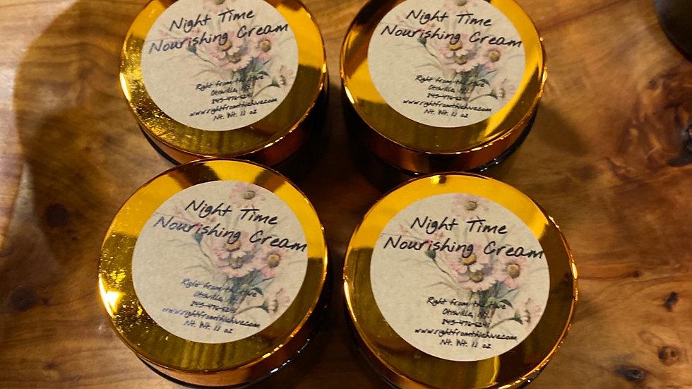 Night Time Nourishing Cream