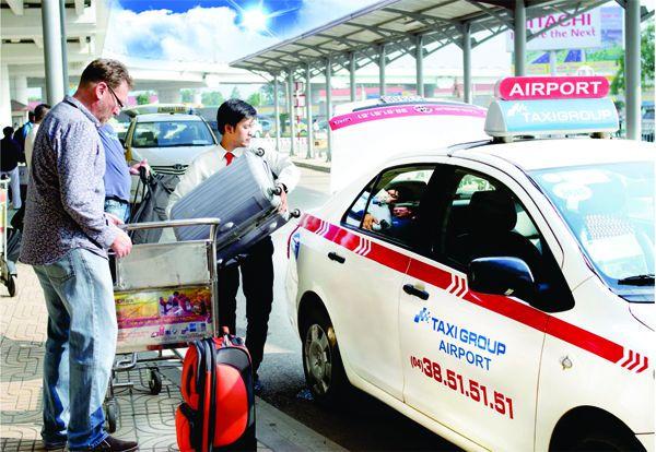 Taxi-noi-bai-taxi-airport.Hanoi Travel Guide