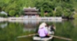 Trang An Boat Ride