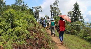 Trekking in Hoang Su Phi