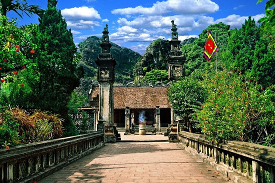 Dinh Le Temple World Heritage Sites of Vietnam