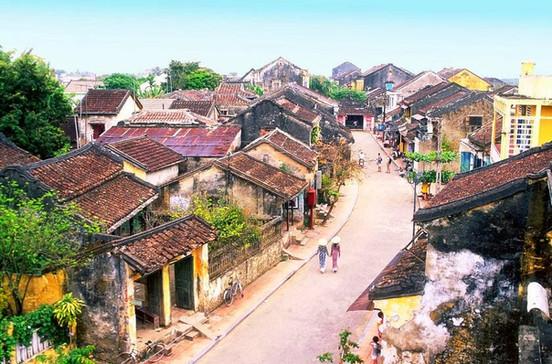 Hoi An Old Quarter World Heritage Sites of Vietnam