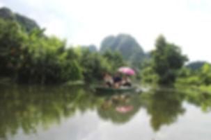 Thung Nang Boat Ride